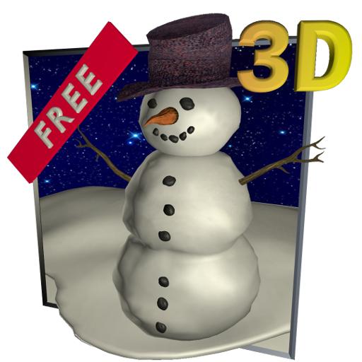 Snowfall 3D - Live Wallpaper