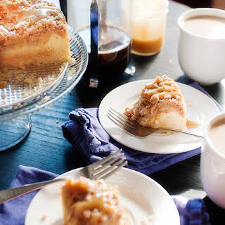 Caramel Apple Coffee Cake.