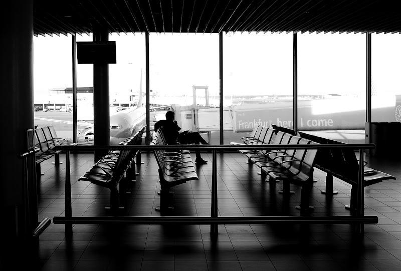 Attesa in solitaria di Luca Mandelli