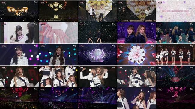 181212 (720p+1080i) IZONE Part – 2018 MAMA Fans' Choice in Japan