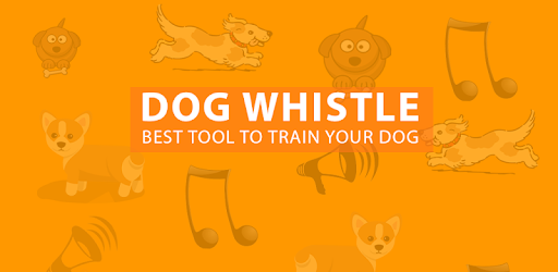 Love to train your dog? Download dog whistle that only dogs can hear!