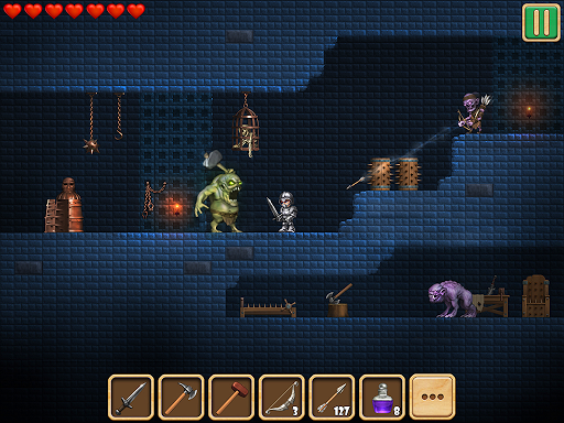 Adventaria: 2D World of Craft & Mining 1.5.3 Screenshots 22