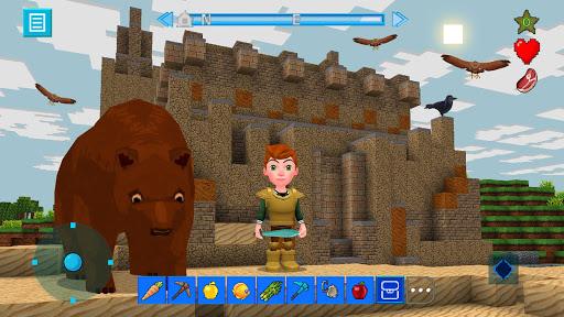 Terra Craft: Build Your Dream Block World modavailable screenshots 8