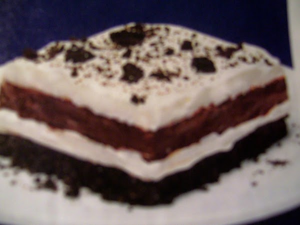 Sinfully Cool Chocolate By Freda Recipe