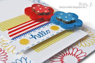 Photo: http://bettys-crafts.blogspot.de/2013/06/hello.html