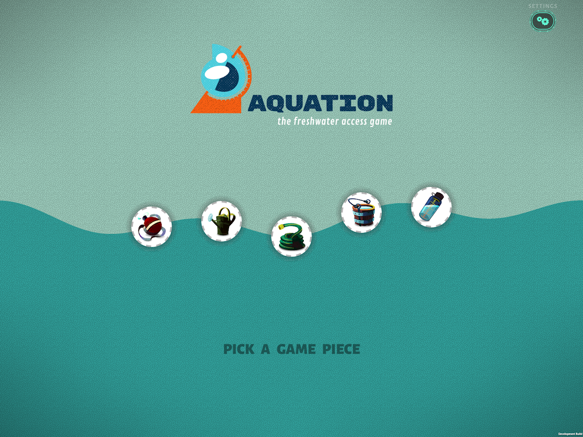 Aquation: The Freshwater Access Game- screenshot