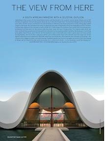 Condé Nast Traveller Magazine- screenshot thumbnail
