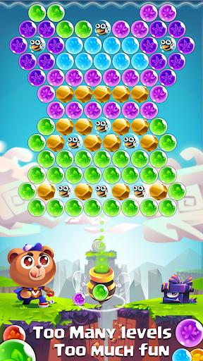 Bubble Puzzle: Kuma Ambition 1.3.9 de.gamequotes.net 2