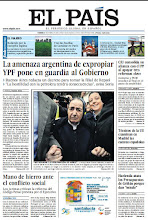 Photo: La pugna con Argentina por YPF, el apoyo de CiU al PP en las reformas clave del Gobierno y la comparecencia de sor María por el robo de niños, en la portada de este viernes