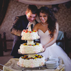 Wedding photographer Evgeniya Gnatovskaya (Evgenichka). Photo of 24.07.2014