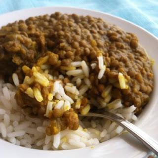 Lentil Curry.