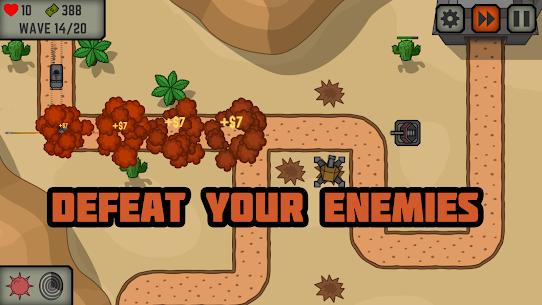 Guerra tática: Torre Jogo de Defesa 2.3.9 Mod Apk Download 5