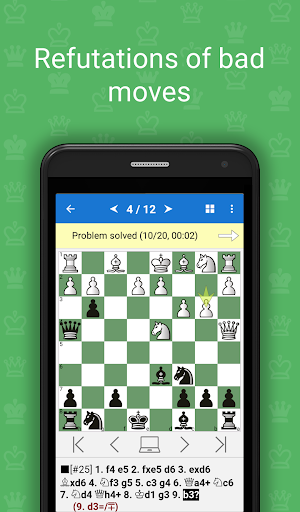 Chess Opening Blunders  screenshots 2