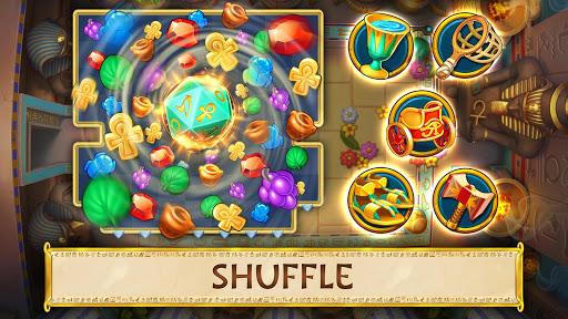 Jewels of Egypt: Match Game 1.6.600 screenshots 11