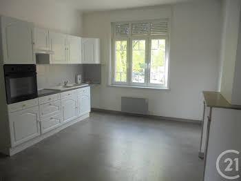Appartement 3 pièces 85,31 m2