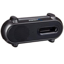 Sabrent Ultra-Portable Weatherproof Wireless waterproof Bluetooth Speaker For Outdoor/Indoor