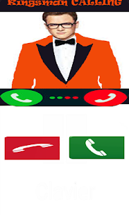 call Kingsman - náhled