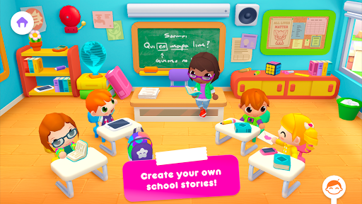 Sunny School Stories 1.0.2 screenshots 1
