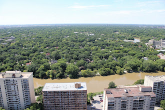 Photo: Looking west over the Wolseley area