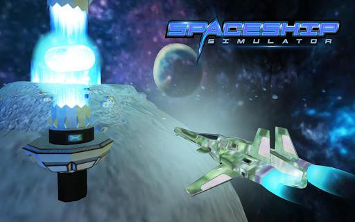 Space Flight Simulator Game 2019 : Chandrayan 2 ss1