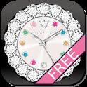 [Free]CUTE CUSTOM QLOCK Colors icon