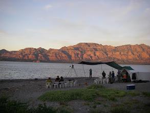 Photo: Sunrise at Isla Danzante