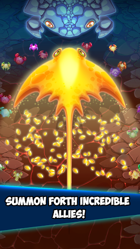 Crab War : Idle Swarm Evolution screenshot 20
