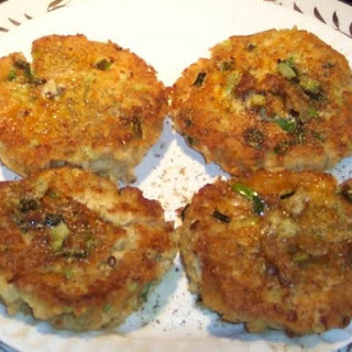 Canned Salmon Patties.. (the Best).