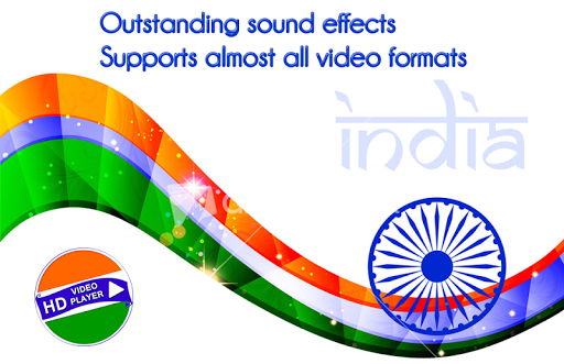 Independence Day Video Player : 15th August 2018 1.1 screenshots 3