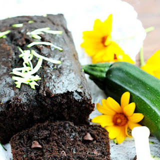 Chocolate Zucchini Bread With Yogurt Recipes
