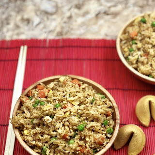 Instant Pot Fried Rice.
