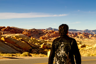 Photo: Gorgeous view:  Valley of Fire