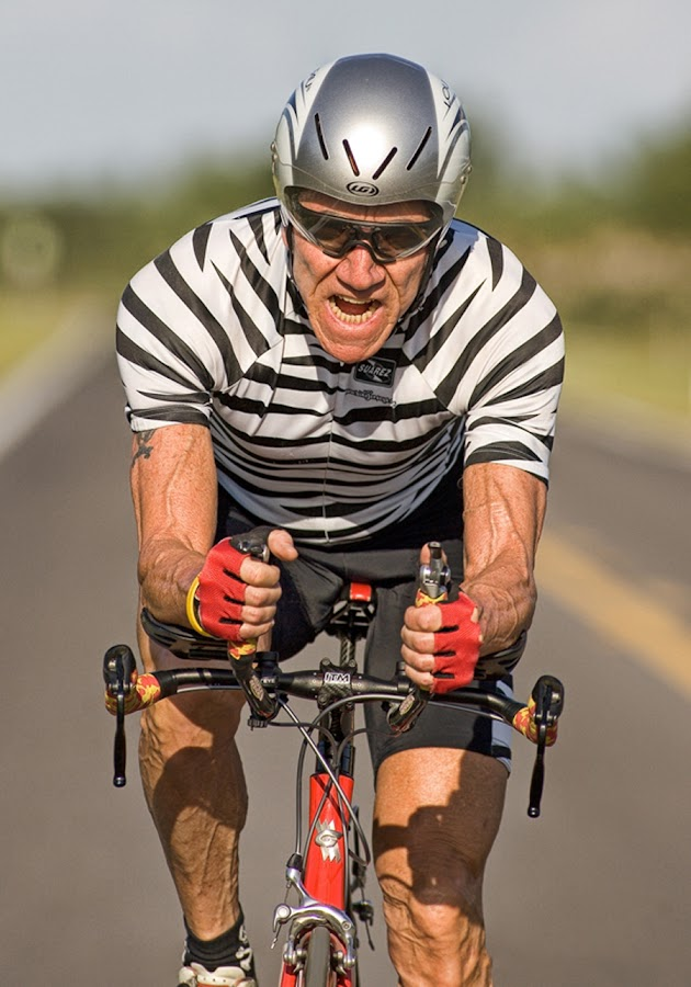The competitor by Sandy Scott - Sports & Fitness Cycling ( sports photography, bikes, cycling, racing, action, sports, bicycle racing, helmet, people, man, bicycle,  )