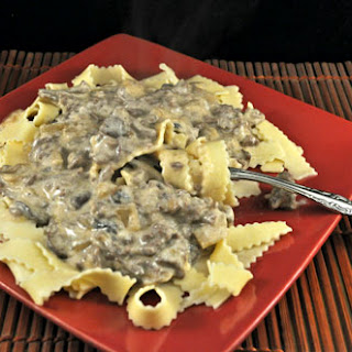 Hamburger Stroganoff Without Sour Cream Recipes