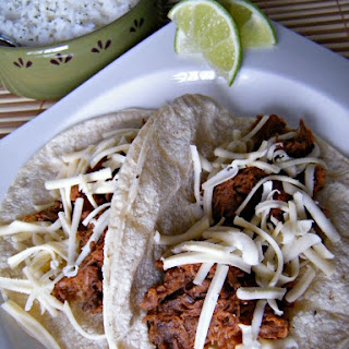 Slow Cooker Mexican-Style Shredded Beef.