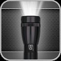 Bright flashlight LED light and torch app icon