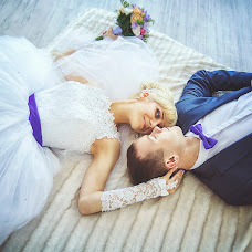 Wedding photographer Oksana Saryanidi (oksetta). Photo of 27.02.2015
