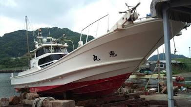 Photo: 速度も遅くなり、燃費も悪い。 船掃除でございます。
