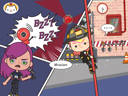 Miga Town: My Fire Station 1.2 screenshots 6