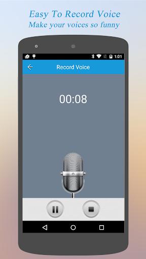 Best Voice Changer - Free 1.5.40 screenshots 2
