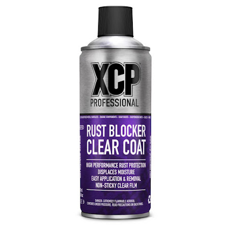 XCP Rust Blocker Clear Coat 400ml