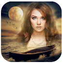 Moonlight Photo Frames v 1.0 app icon