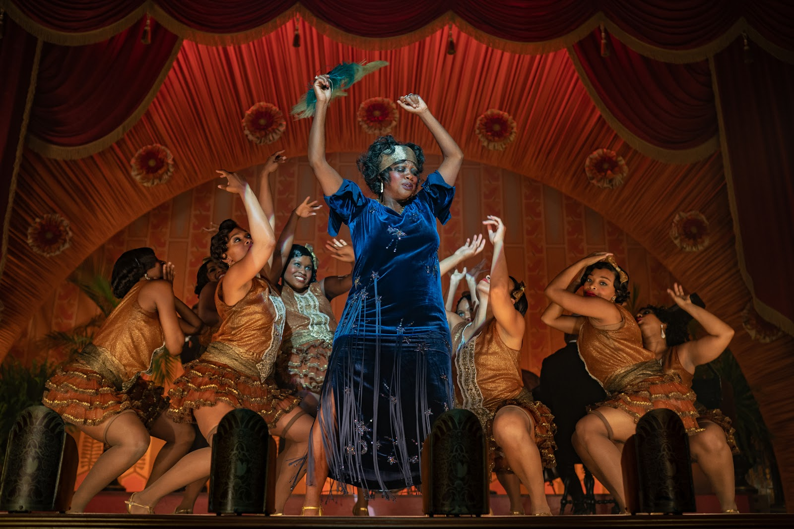 Ma Rainey's Black Bottom' showcases the triumphs of Black people, not just  our burdens