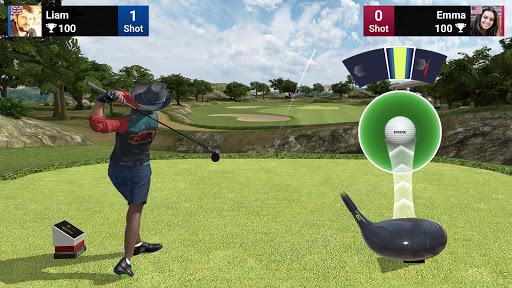 Code Triche Roi du Golf u2013 Tournu00e9e mondiale APK MOD screenshots 6