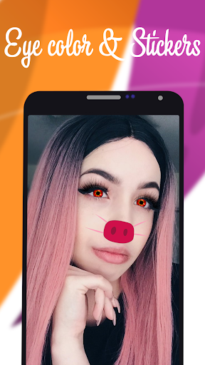 Filters for changing cat face & dog face 2.5.8 screenshots 1