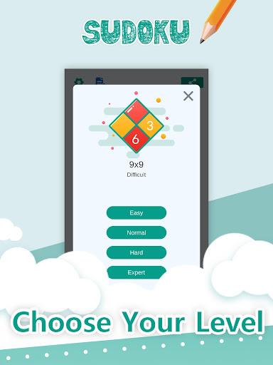 Sudoku Classic - Number Puzzle Brain Games 1.1.6 screenshots 8