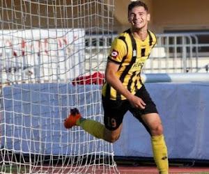 """Hugo Cuypers (ex-Standard, Olympiakos) signe son retour en Belgique : """"Le bon moment pour revenir en Belgique"""""""