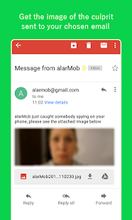 alarMob - Anti-theft alarm- screenshot thumbnail