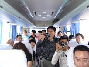Photo: bus full of whistlers