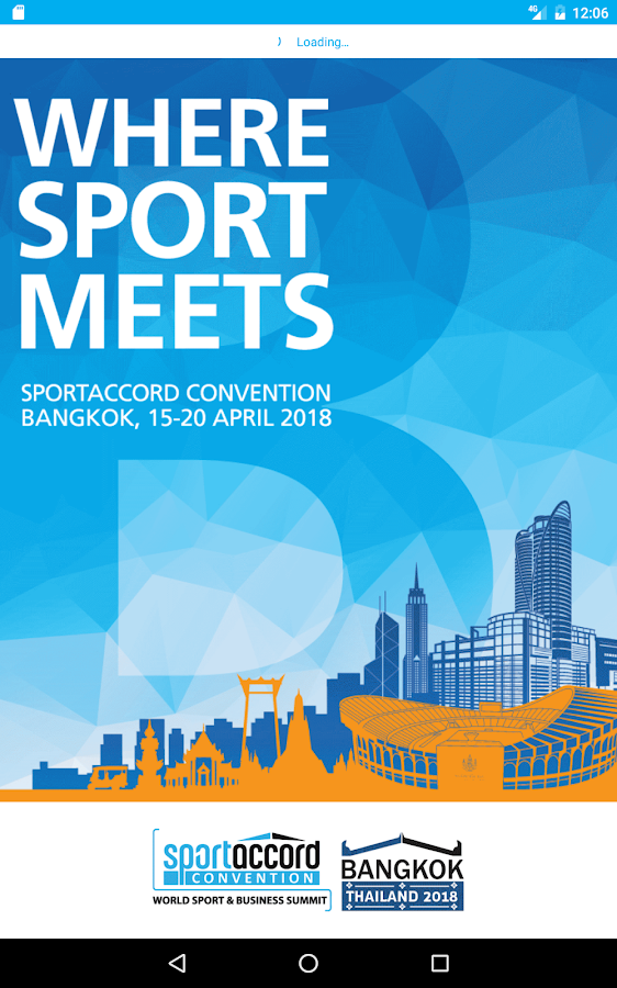 SportAccord Convention- screenshot